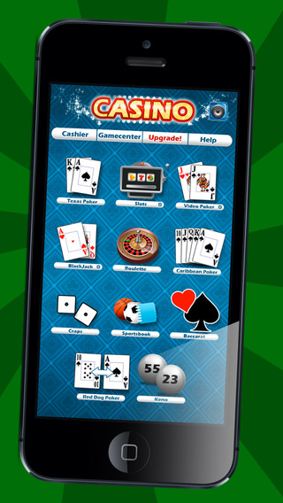 top casino app iphone