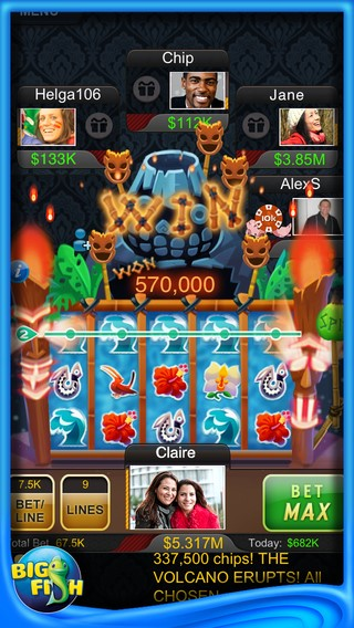 Big fish casino free slots pokies slot machines for Big fish casino free slot games